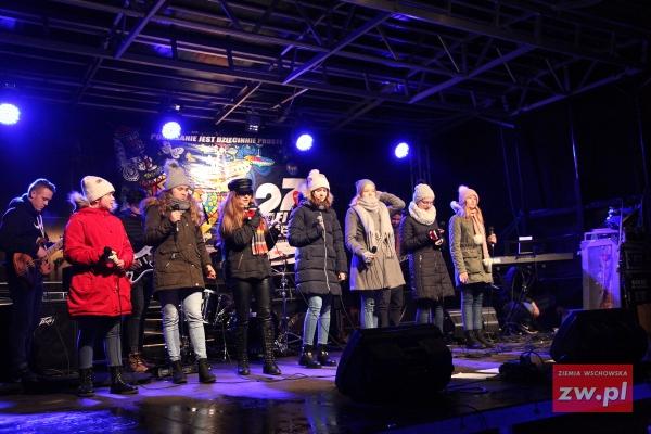 WOŚP we Wschowie: Dzielni i kochani wolontariusze