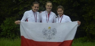 Klaudia Pawlus złotą medalistką Pucharu Świata do lat 17