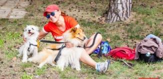 Wakacje z psem w Sławie, czyli Dogtrekking 2016