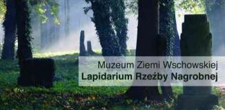 Spacer po Lapidarium Rzeźby Nagrobnej
