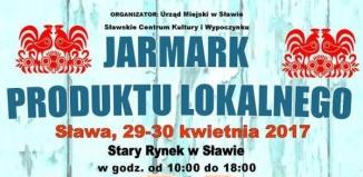 Zbliża się Jarmark Produktu Lokalnego w Sławie