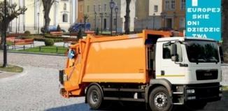 Apel o usunięcie wielkogabarytowych śmieci