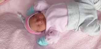 W Nowym Szpitalu urodziła się Natalia