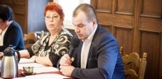 Paweł Giezek kandydatem na burmistrza Wschowy