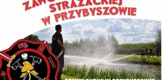 Strażackie rozgrywki w Przybyszowie
