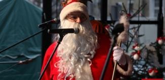 Św. Mikołaj odwiedził Wschowę