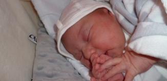 W Nowym Szpitalu urodziła się Mia