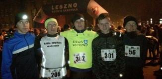 Sylwestrowe sukcesy biegaczy