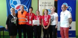 SOSW Wschowa na Ogólnopolskim Turnieju w Boccia w Sławie