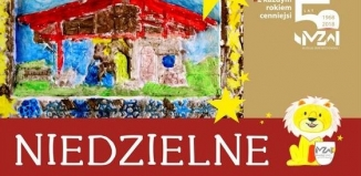 Świąteczne Niedzielne Zabawy w Muzeum - zaproszenie