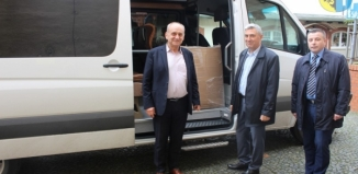 Powiat Wschowski zakupił autobus na potrzeby SOSW we Wschowie