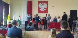 Polak, Węgier i … kolejny sukces licealisty z Zana