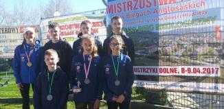 Sukcesy Lekkoatletów w Mistrzostwach Polski w Biegach Górskich