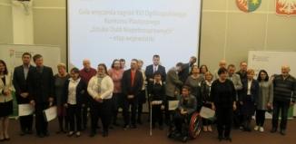 Wojewódzkie sukcesy uczestników WTZ
