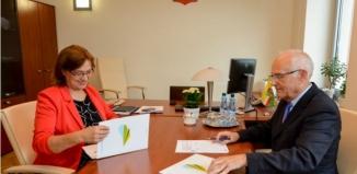 ZWiK Sława i Spółka Komunalna realizują partnerski projekt