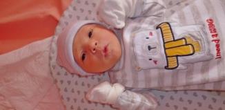 W Nowym Szpitalu urodziła się Maja Alina