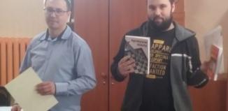 Arek Klonowski zdobył pierwszą normę kandydata na mistrza