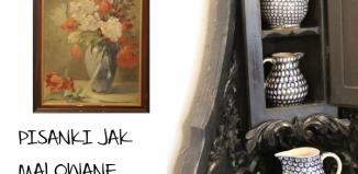 Pisanki jak malowane w Bolesławcu czyli lekcja w Muzeum Ziemi Wschowskiej