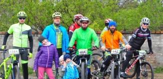 FWS Bike Team: Lodowaty maraton przypomniał mi mój ulubiony film ,,Dzień Świstaka