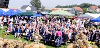 Święto radości rolników w Łupicach