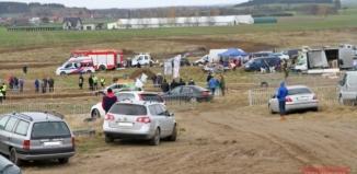 Wrak Race Gratowisko w listopadzie