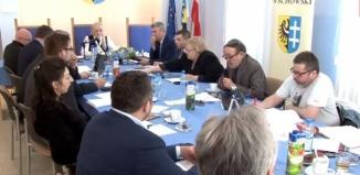 Pierwsza sesja Rady Powiatu Wschowskiego