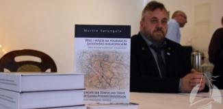 Martin Sprungala opowiadał o dawnej Sławie i okolicach