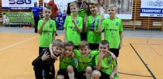 4 miejsce Korony w największym halowym turnieju w Polsce