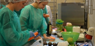 Warsztaty Gastronomiczne Slow Food w I ZS