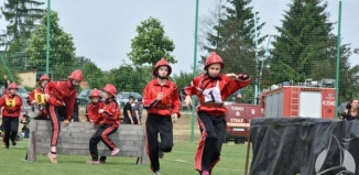 OSP Śmieszkowo zwycięzcą Powiatowych Zawodów Strażackich