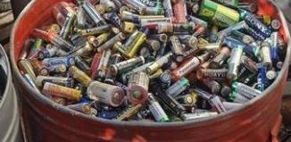 Dbaj o środowisko - zbieraj baterie