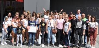 Sława gościła grupę młodzieży z Mołdawii