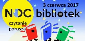 3 czerwca Noc bibliotek we Wschowie. Zapisy do 31 maja