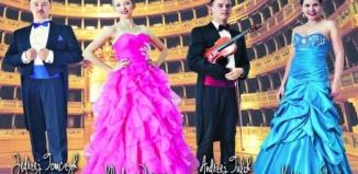 Popisowe arie z najsłynniejszych operetek. Koncert Wiedeński w Lesznie