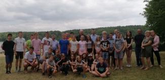 I obóz Młodzieżowych Drużyn Pożarniczych