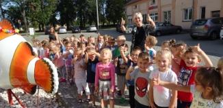 """3 urodziny Niepublicznego Przedszkola i Żłobka ,,Złota Rybka u Dula"""""""