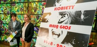 Plakat wschowianki będzie promował wojewódzki kongres kobiet