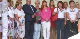 Powiat Wschowski na Lubuskim Święcie Plonów w Babimoście