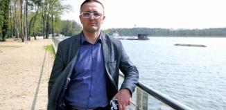 O Jarmarku Produktu Lokalnego w Sławie rozmawiamy z Tomaszem Krzymińskim