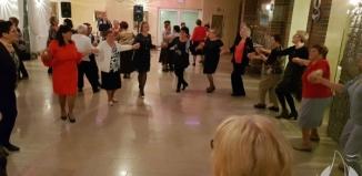 Seniorzy bawili się w Łupicy