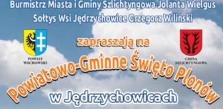 Dożynki powiatowo-gminne w Jędrzychowicach