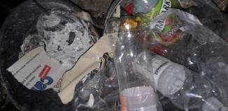 Mieszkańcy palą plastik, Straż Miejska interweniuje