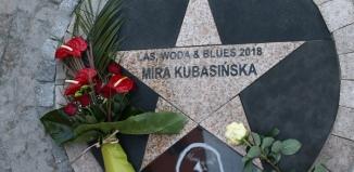 Nowa gwiazda w Alei Gwiazd Bluesa w Sławie