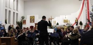 Koncert Charytatywny Młodzieżowej Orkiestry Dętej
