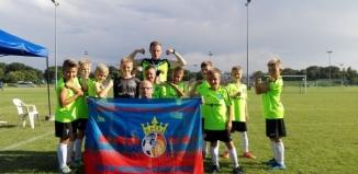 4 miejsce Korony w międzynarodowym turnieju piłkarskim