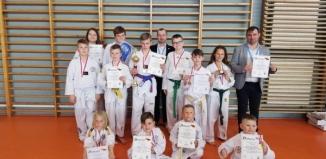 UKS Dynam Wschowa przywozi medale z Międzynarodowego Turnieju Taekwondo
