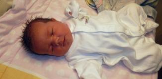 W Nowym Szpitalu urodziła się Rozalia