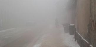 Do godziny 9:00 normy jakości powietrza zostały przekroczone czterokrotnie