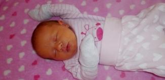 W Nowym Szpitalu urodziła się Emilia