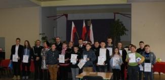 Eliminacje gminne do Ogólnopolskiego Turnieju Wiedzy Pożarniczej
